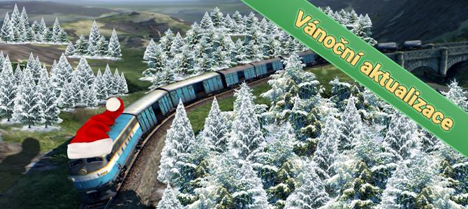 Vánoční aktualizace, 3.éru najdete pod stromečkem!