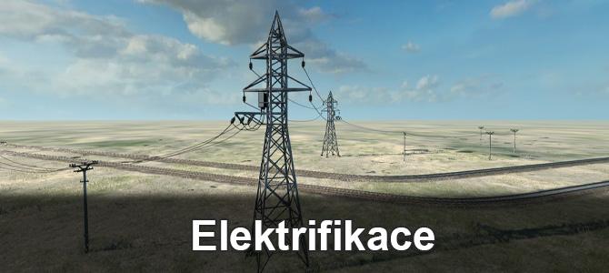 Elektrifikace, nápady a něco pro pobavení
