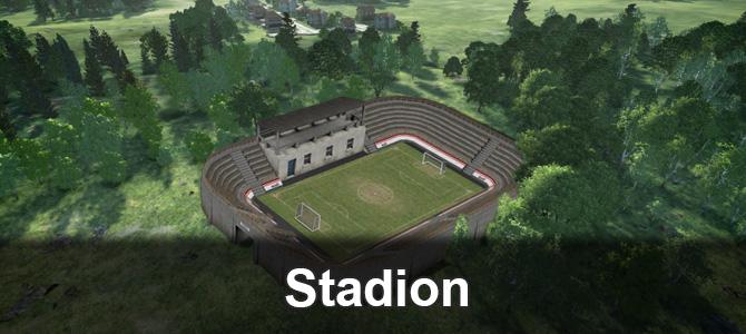 Nový obsah do hry v podobě stadionu?
